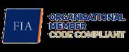 fia organisational member code complaint logo