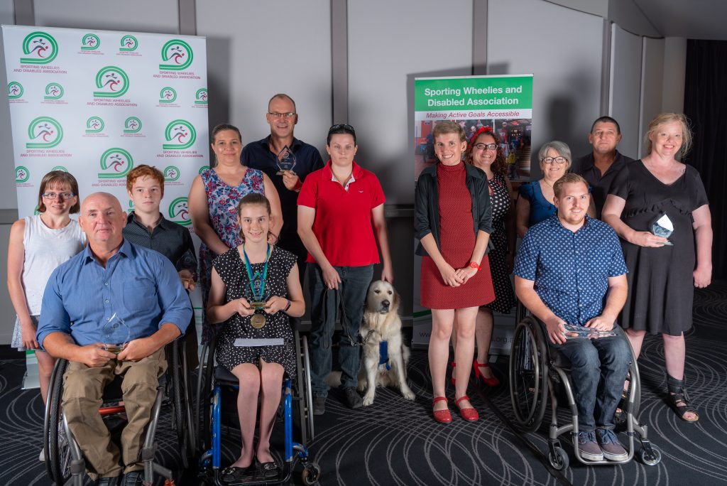 Award winners and nominees at the 2018 Annual Awards