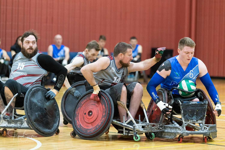 Wheelchair Rugby BASH 2019
