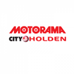 Motorama city holden logo