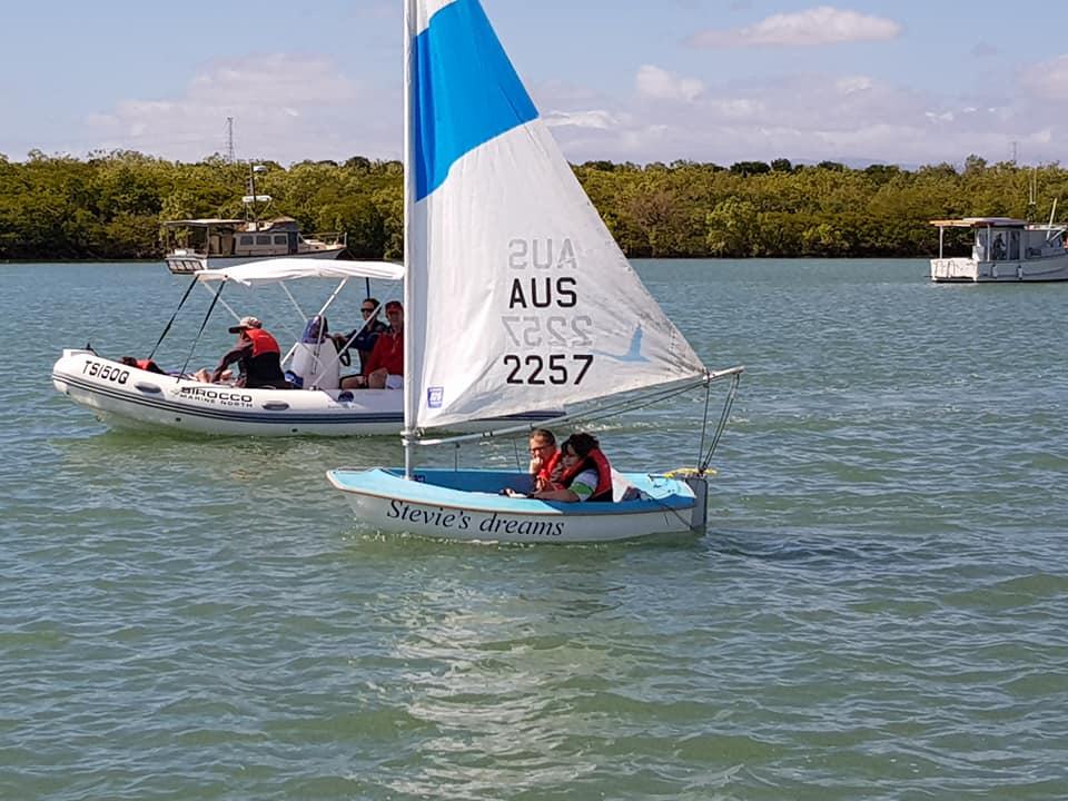 Sailing opportunities in Townsville